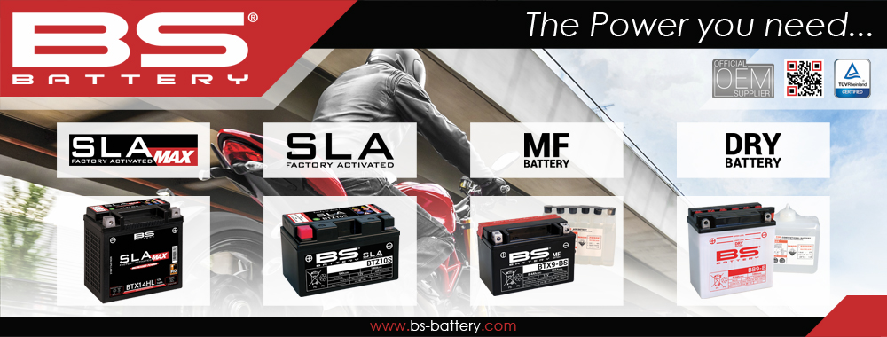 BS Battery - The Power you need...